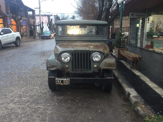 Jeep 64 Pick Up