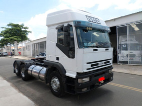 Iveco Eurotech 370 6x2 2004 = Stralis 380 Fh 380 Scania 124