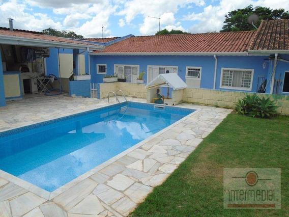 Chácara Residencial À Venda, Fazenda Castelo, Boituva. - Ch0503