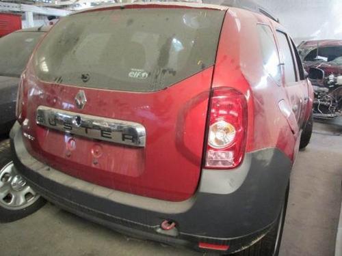 Sucata Renault Duster 2011 2012 2013 Para Retirada De Peças