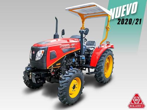 Tractor Agricola Compacto Roland H025 2wd