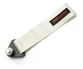 Engate Reboque De Tecido Tow Strap Epman Cores Flexivel Hook