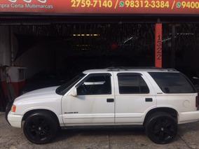 Chevrolet Blazer 4.3 V6 Executive Linda Troco Carro Ou Moto