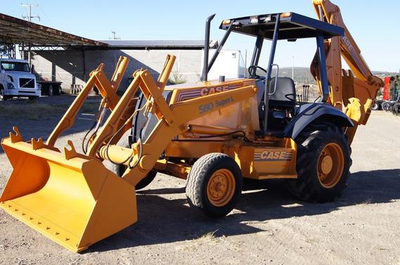 Maquinaria Retroexcavadora Case Super L 4x2 Gmx105886