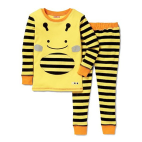 fed744c4aa093d Pijamas Zoo Abelha 2t Skip Hop