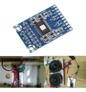 Amplificador Mini Tpa3116d2 2x50w
