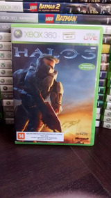 Halo 3 - Xbox 360 - Xbox One - Português - Frete R$ 12.