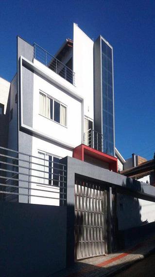 Casa Com 3 Dorms, São Cristóvão, Chapecó - R$ 1.350.000,00, 360m² - Codigo: 583 - V583