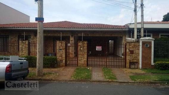 Casa Com 5 Dormitórios Para Alugar, 330 M² Por R$ 5.000/mês - Cidade Universitária - Campinas/sp - Ca2128