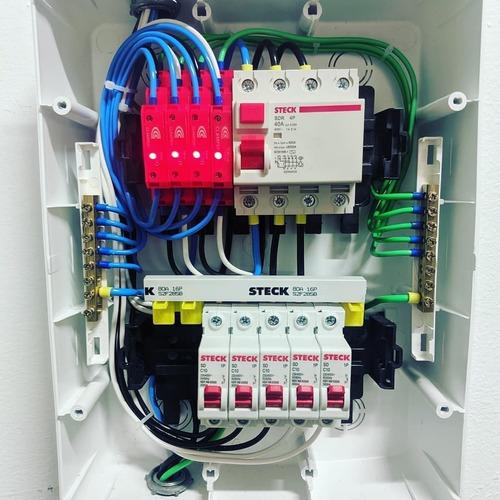 Imagem 1 de 5 de Serviços Elétricos E Em Segurança Eletrônica