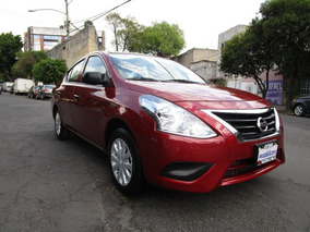 Nissan Versa 4p Drive Tm5,a/ac.,abs,r15