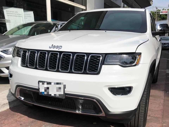 Jeep Grand Cherokee 3.6 Limited Lujo 4x4 Mt 2020