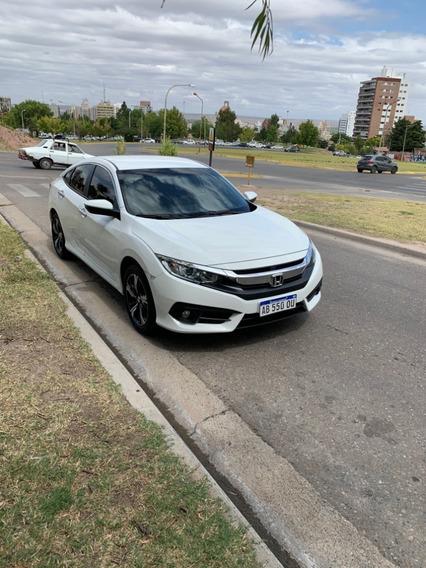 Honda Civic Ex-l Linea Nueva