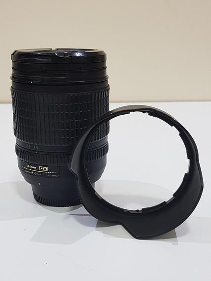 Lente Nikon Dx Af-s 18-135mm F3,5-5,6 Ed