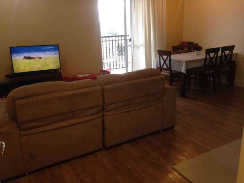 Apartamento Na Vila Augusta 82m²  - 2981