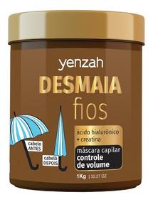 Yenzah Desmaia Fios - Máscara Capilar 1kg