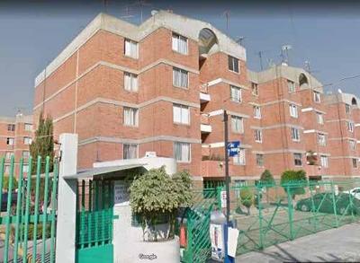 Depto Calle 2 Agricola Pantitlan Iztacalco Remate Banco Ms