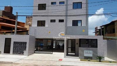 Apartamento Com 2 Dormitórios À Venda, 60 M² Por R$ 239.000 - Intermares - Cabedelo/pb - Ap0681