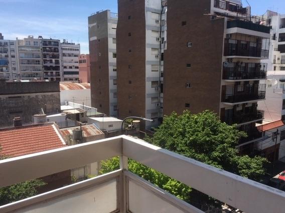Soleado 2 Ambientes Con Balcón Y Vista Abierta