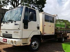Ford Cargo 815 Cabine Suplementar