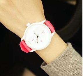 Relógio Miler Rosa