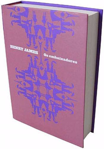 Livro Os Embaixadores Henry James Cosac Naify Frete Grátis