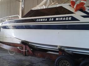 Lancha Cobra Mirage 28 Pes