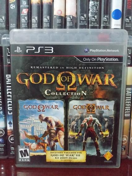 God Of War Collection Ps3 | Parcelamento Sem Juros