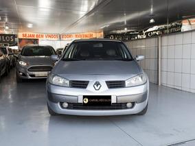 Renault Mégane 1.6 Dynamique 16v Flex 4p Manual