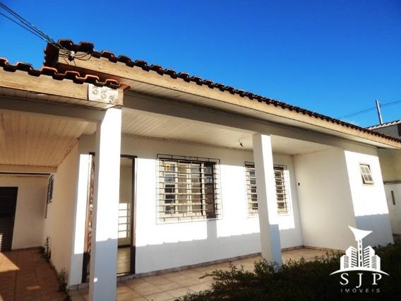 Residência Com 3 Quartos Para Alugar, Sjp Imóveis - Ca00064 - 34098225