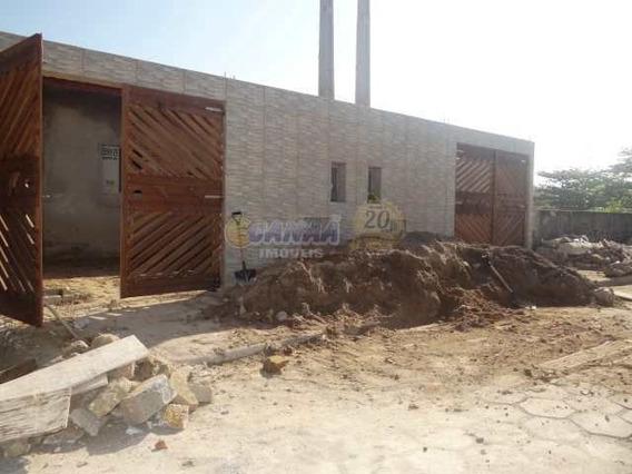 Casa Com 2 Dormitórios Lado Praia- Mongaguá R$ 249 Mil Cod:7618 - V7618