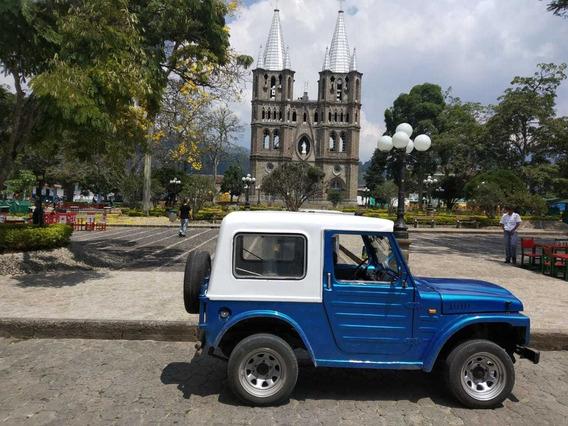 Suzuki Lj 80 En Buen Estado