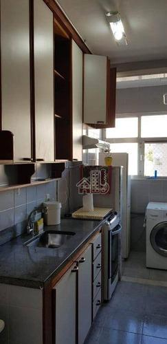Apartamento Com 2 Dormitórios À Venda, 65 M² Por R$ 210.000,00 - Santa Rosa - Niterói/rj - Ap3763