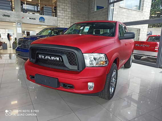 Ram 1500 Laramie 0km Financiada