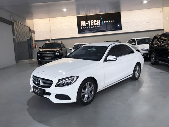 Mercedes-benz Classe C 1.6 Avantgarde Turbo