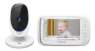 Monitor De Bebé Con Video Digital Motorola Comfort 50 Con...