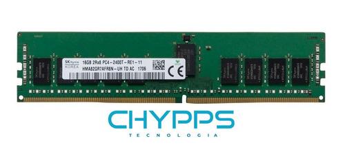 Memoria Sk Hynix 16gb Pc4 2400t 2rx8 - Hma82gr7afr8n-uh