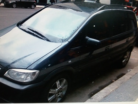 Chevrolet Zafira 2.0 Gls -full Equipamiento - Impecable
