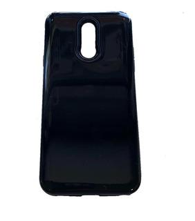 Funda Alto Impacto LG Q7 Plus + Vidrio Templado