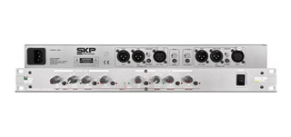 Cross Over Skp Vx-02 2 Vias Stereo 3 Vias En Mono