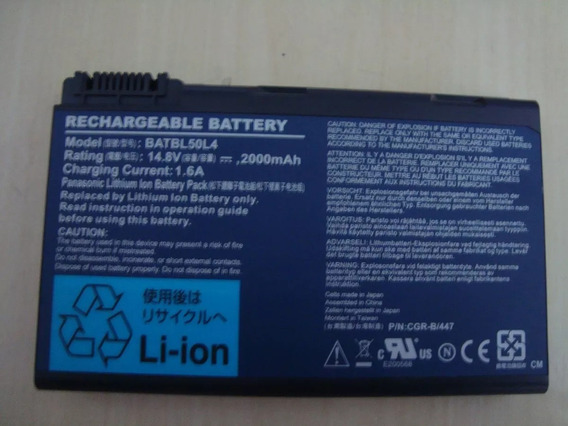 Bateria Acer Batbl50l4 Aspire 3100 5610 5630 5100
