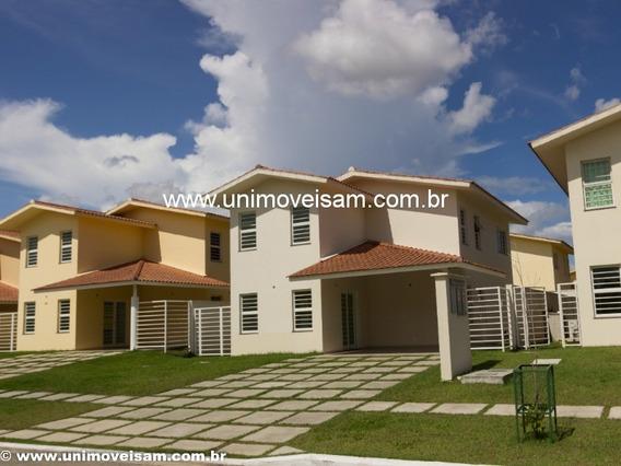 Condomínio Golden Ville, Casas De 181 M², 03 Ou 04 Suítes Com Closet, 05 Banheiros, Garagem 04 Vagas - Ca Goldenv - 33952419