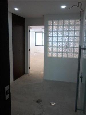 Sala Comercial Para Locação Com 151 Metros No Itaim Bibi - Sa00038 - 34080228
