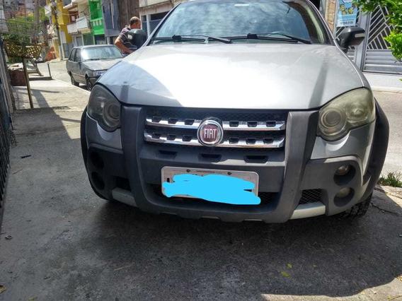 Fiat Strada 1.8 Gab Dupla Adventure