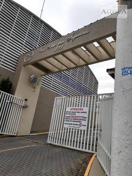 Casa Em Condomínio Fechado Para Alugar Por R$ 2.774/mês - Demarchi - São Bernardo Do Campo/sp - Ca0274