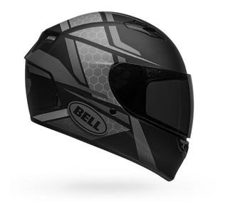 Bell Qualifier Flare Gray Casco Para Motociclista