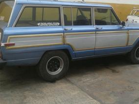 Jeep Wagoneer 87