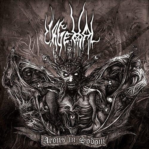 Cd : Urgehal - Aeons In Sodom (cd)