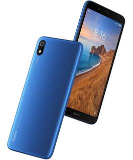 Xiaomi Redmi 7a 2gb Ram/32gb Global Sellado Celular Libre Bateria 4000 Cam Dual Pant 5.45 Cuotas S% Fact A/b Garantia