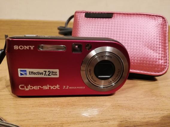 Maquina Sony Cibershot 7.2mp. Modelo Único. Funciona!!!!